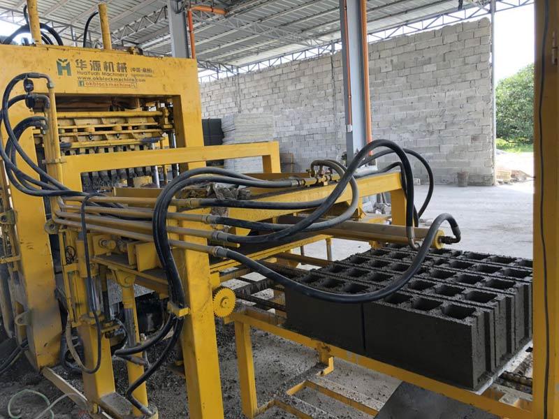 废矿渣变金山-华源砖机打造专属矿渣制砖设备